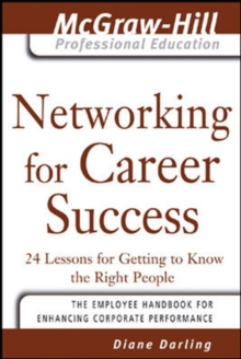 Networking for Career Success, Spiral bound Book
