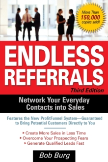 Endless Referrals, Third Edition, Paperback Book