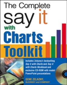 The Say It With Charts Complete Toolkit, Book Book