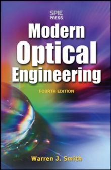 Modern Optical Engineering, 4th Ed., Hardback Book