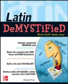 Latin Demystified, Paperback / softback Book