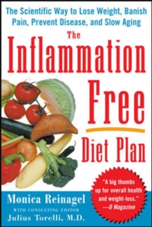 The Inflammation-Free Diet Plan, Paperback Book