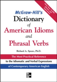 McGraw-Hill's Dictionary of American Idoms and Phrasal Verbs, EPUB eBook