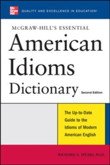 McGraw-Hill's Essential American Idioms, Paperback / softback Book