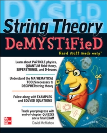 String Theory Demystified, Paperback / softback Book