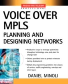 Voice Over MPLS, PDF eBook