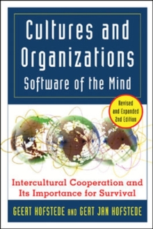 Cultures and Organizations: Software for the Mind, EPUB eBook