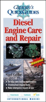Diesel Engine Care and Repair : A Captain's Quick Guide, EPUB eBook