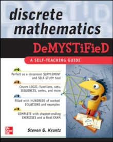 Discrete Mathematics DeMYSTiFied, Paperback Book