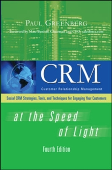CRM at the Speed of Light, Fourth Edition, Hardback Book