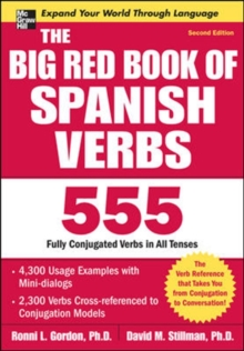 The Big Red Book of Spanish Verbs, Second Edition, Paperback / softback Book