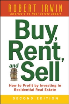 Buy, Rent, and Sell: How to Profit by Investing in Residential Real Estate, PDF eBook