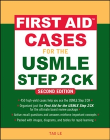 First Aid Cases for the USMLE Step 2 CK, Second Edition, EPUB eBook
