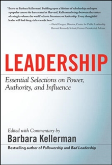 LEADERSHIP: Essential Selections on Power, Authority, and Influence, EPUB eBook