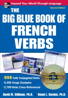 The Big Blue Book of French Verbs, Second Edition, EPUB eBook