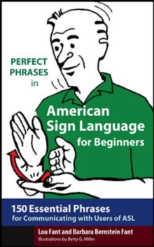 Perfect Phrases in American Sign Language for Beginners, EPUB eBook