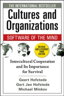Cultures and Organizations: Software of the Mind, Third Edition, Paperback Book