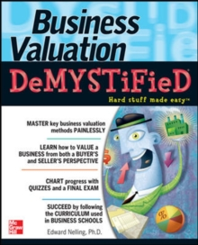 Business Valuation Demystified, Paperback Book