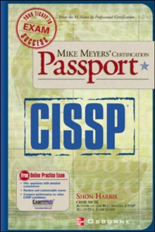 Mike Meyers' CISSP(R) Certification Passport, EPUB eBook