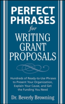 Perfect Phrases for Writing Grant Proposals, EPUB eBook
