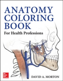 Anatomy Coloring Book for Health Professions, Paperback / softback Book