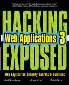 Hacking Exposed Web Applications, Paperback / softback Book
