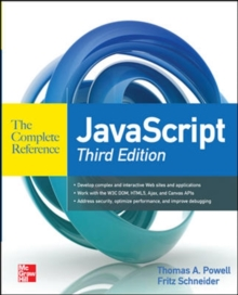 JavaScript The Complete Reference, Paperback Book