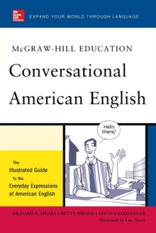 McGraw-Hill's Conversational American English, Paperback / softback Book