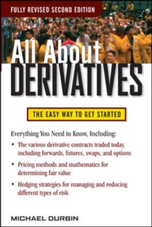 All About Derivatives Second Edition, Paperback / softback Book