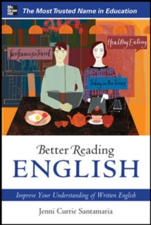 Better Reading English: Improve Your Understanding of Written English, Paperback / softback Book