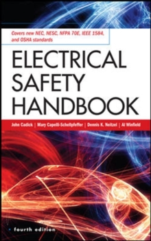 Electrical Safety Handbook, Hardback Book