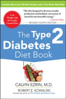 The Type 2 Diabetes Diet Book, Paperback / softback Book