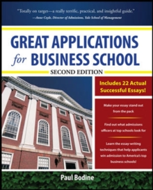 Great Applications for Business School, Second Edition, EPUB eBook