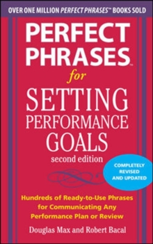 Perfect Phrases for Setting Performance Goals, Second Edition, EPUB eBook