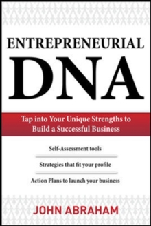 Entrepreneurial DNA:  The Breakthrough Discovery that Aligns Your Business to Your Unique Strengths, EPUB eBook