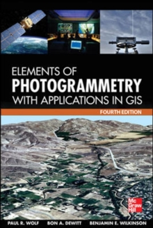 Elements of Photogrammetry with Application in GIS, Hardback Book