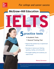 McGraw-Hill's IELTS, EPUB eBook