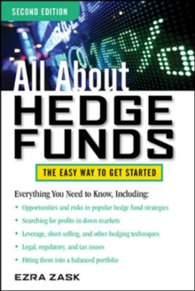 All About Hedge Funds, Fully Revised Second Edition, Paperback / softback Book