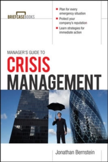 Manager's Guide to Crisis Management, Paperback / softback Book