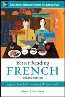 Better Reading French, Paperback / softback Book