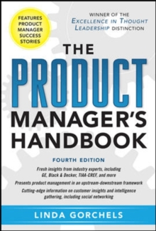 The Product Manager's Handbook 4/E, Hardback Book