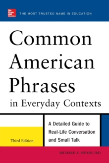 Common American Phrases in Everyday Contexts, Paperback / softback Book
