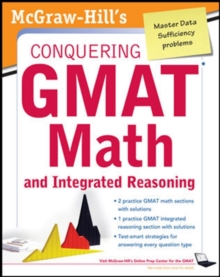 McGraw-Hills Conquering the GMAT Math and Integrated Reasoning, Paperback Book