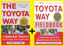 The Toyota Way - Management Principles and Fieldbook (EBOOK BUNDLE), EPUB eBook