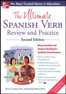 The Ultimate Spanish Verb Review and Practice, Second Edition, EPUB eBook