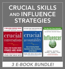 Crucial Skills and Influence Strategies, EPUB eBook