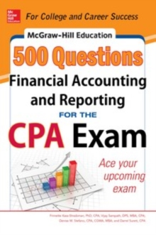 McGraw-Hill Education 500 Financial Accounting and Reporting Questions for the CPA Exam, EPUB eBook