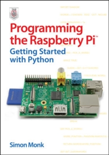 Programming the Raspberry Pi: Getting Started with Python, EPUB eBook