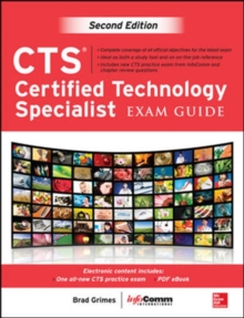 CTS Certified Technology Specialist Exam Guide, Second Edition, Book Book