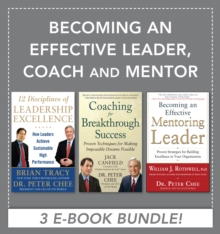 Becoming an Effective Leader, Coach and Mentor EBOOK BUNDLE, EPUB eBook